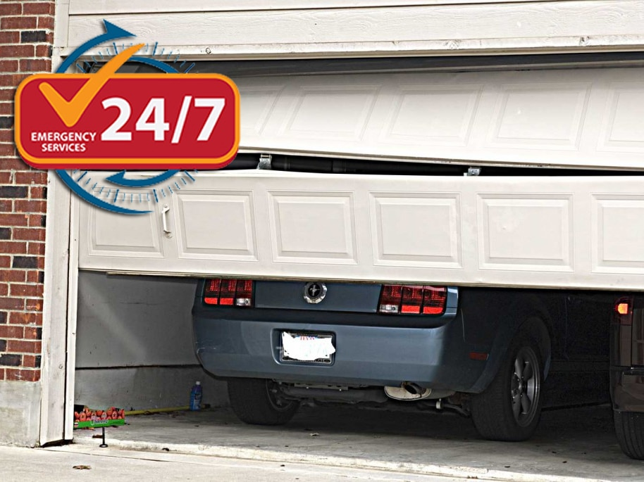 24 Hour Emergency Garage Door Repair Service