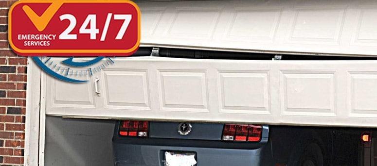 24-Hour Emergency Garage Door Service in Mesa, AZ