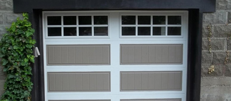Aluminum Garage Doors in Macomb County
