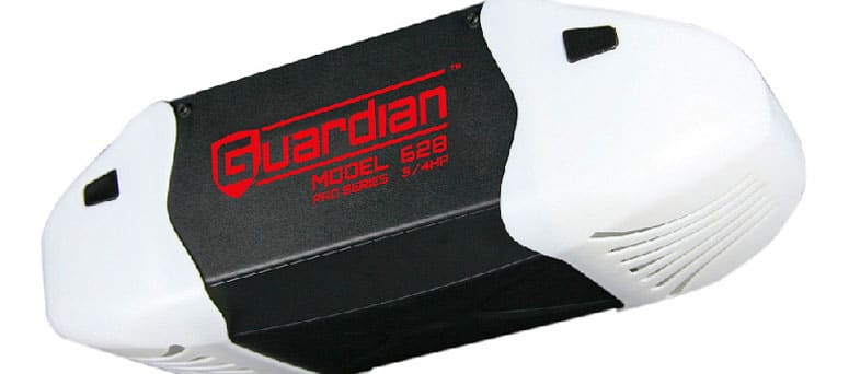 Guardian garage door opener brand Tempe