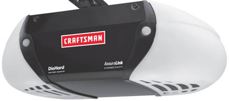 Craftsman garage door opener Houston