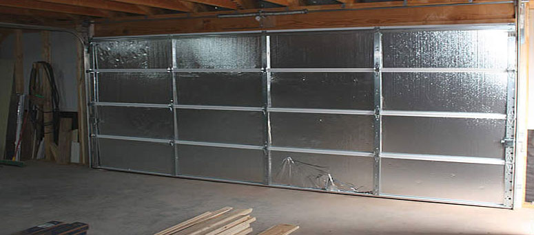 Garage Door Insulation in Tampa, FL