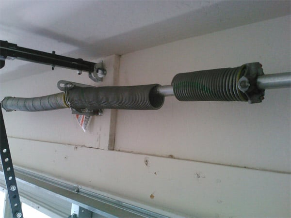 Broken Garage Door Springs