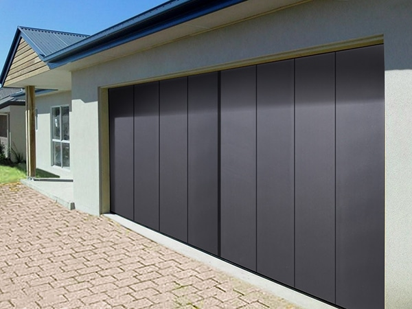 Custom Aluminum Garage Doors
